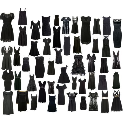 An assortment of LBD's! Photo Credit: urbangirlsquad.com