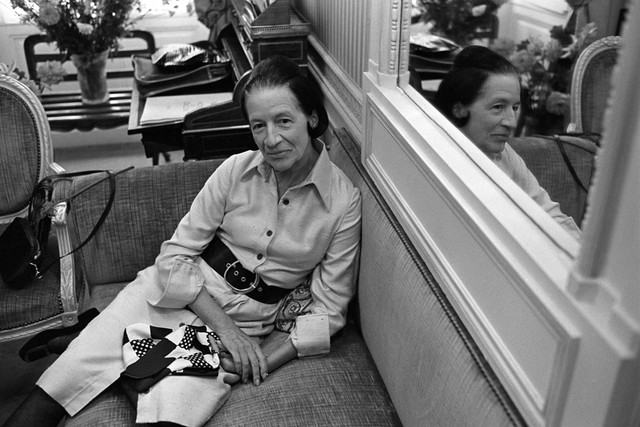 Diana Vreeland, Photo Credit: www.wwd.com